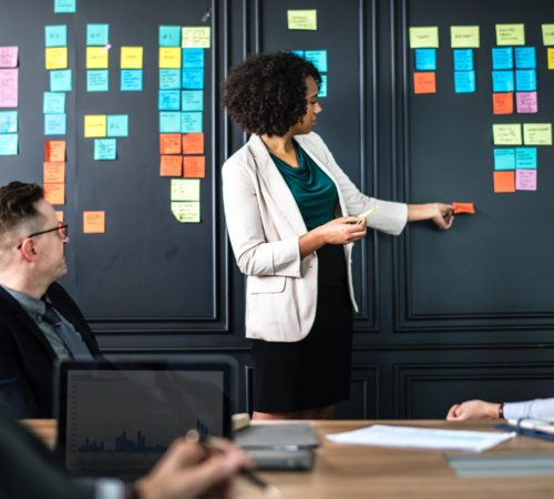 With Alastair's project management services you will be able to tackle even the biggest project for your startup business.